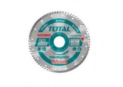 Disc diamantat taiere beton - TURBO - 115mm