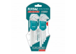 Set 18 bucati chei imbus Hexagonal & Torx Total (Industrial) THT106KT0181