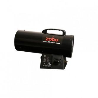 Aeroterma gaz Zobo ZB-G40A, Putere 11.7kw, 500 Mc/h 230 V