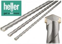 Spiral de beton SDS Plus Heller 10X200/260